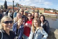 Zdravotníci v Praze