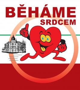 Logo Běháme srdcem