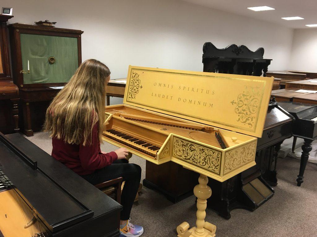 Svět klavíru